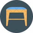 Stool Bench Seat Icon