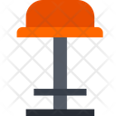 Stool Table Chair Icon