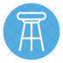 Stool Bar Stool Furniture Icon