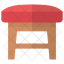 Stool Desk Chair Chair Icon