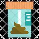 Stool Test Icon