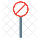 Stop Sign Street Icon