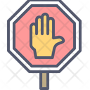 Stop Forbidden Prohibited Icon