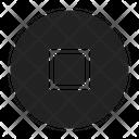 Stop Circle Icon