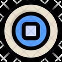Ui Ux Stop Icon
