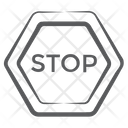 Stop Prevent Restrict Icon