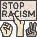 Stop Racism Stop Racism Icon