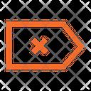 Stop Closs Eror Icon