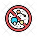 Stop Use Bacterial Icon