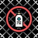 Stop Using Liquid Icon