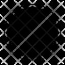 Stop Block Social Icon