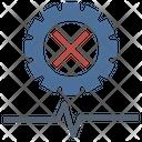 Stop Activity Shutdown Icon