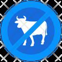 Stop Animal Icon