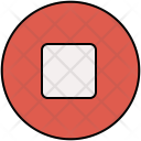 Stop button Icon