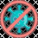 Virus Coronavirus Covid Icon