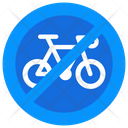 Stop Cycling Icon