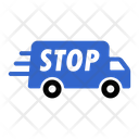 Stop Delivery Icon