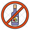 Stop Notallow Juice Icon