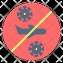 Stop Flight Icon