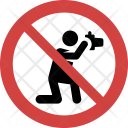 Stop Footage Icon