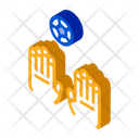 Competition Silhouette Ball Icon