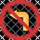Stop Left Icon