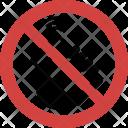Stop Mobile wifi Icon