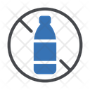 Stop Bottle Restricted Icon