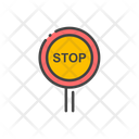Stop Sign Sign Board Stop Sign Board Icon