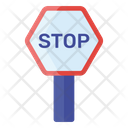 Stop Sign Stop Symbol Road Sign Icon