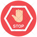 Prevention Restriction Warning Icon