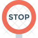 Stop Sign Traffic Icon