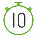 Watch Stop Clock Icon