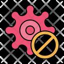 Stop Virus Icon