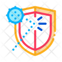 Stop Virus Protection Icon