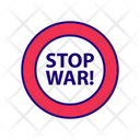Stop war Icon