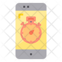 Stop Watch Timer Application Icon