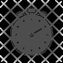 Schedule Clock Organizer Icon