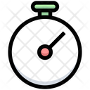 Stop Watch Timer Time Limit Icon