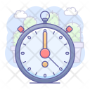 Stop-watch Icon