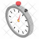Stopwatch Efficiency Measure Countdown Icon
