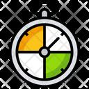 Chronometer Timekeeper Timer Icon