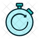 Stopwatch Any Time Time Icon