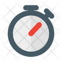 Stopwatch Time Sport Icon