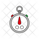 Stopwatch Sport Game Icon