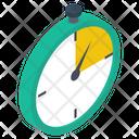 Timer Timepiece Chronometer Icon