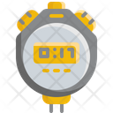 Watch Stopwatch Fitness Icon
