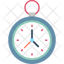 Chronometer Hand Timer Stopwatch Icon