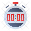 Stopwatch Timer Timekeeper Icon