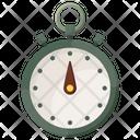 Stopwatch Chronometer Timekeeper Icon